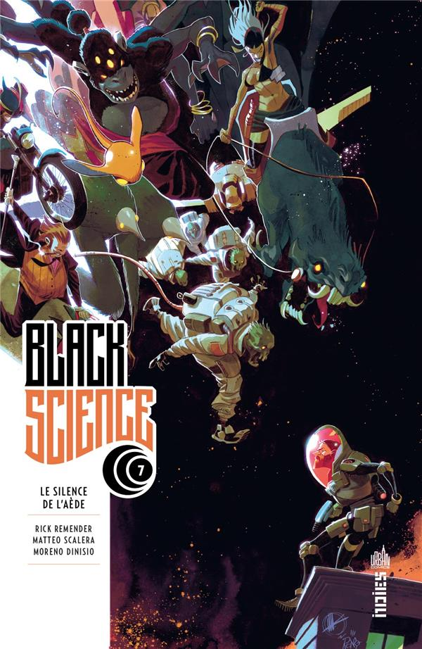 BLACK SCIENCE TOME 7 REMENDER RICK URBAN COMICS